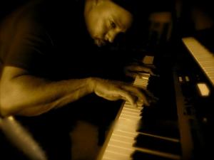 G.R.E.A.T. keyboard player, Robert Walker