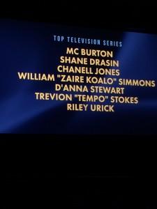 Top TV Series Winners